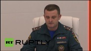 Russia: Two additional planes to be sent to Cairo overnight - EMERCOM