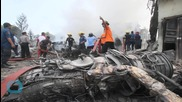 Indonesian Military Transport Plane Crashes in Medan; 5 Dead