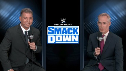 FOX celebrities featured on WWE Draft: SmackDown, Oct. 11, 2019