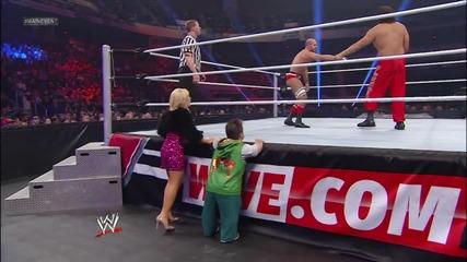 Антонио Сезаро побеждава Великия Кали и остава шампион на Щатите Main Event 1.2.13 vs