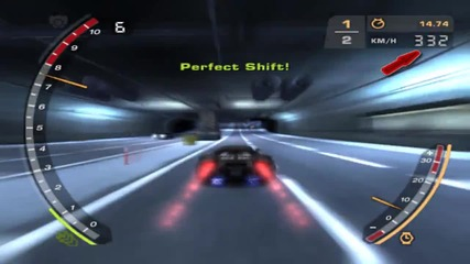 Need For Speed Most Wanded - 380 km/h