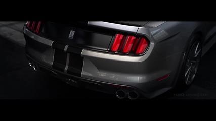 Звярът оживява - Shelby G T 350 Mustang