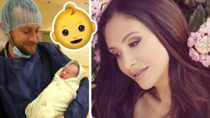 Мариана Попова дари съквартирант от VIP Brother с дъщеричка