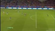Атлетико М. 4 - 1 Челси Суперкупа 31.08.2012