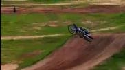 James Stewart heli shoot and backyard riding session
