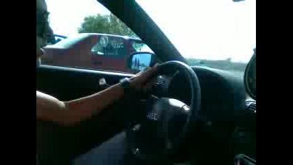 Ауди А3 [ Tdi ] vs. Peugeot 306 [ Hdi ]
