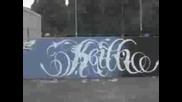 Sdk Graffiti. In Memorial Video For Keith