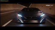 Peugeot Onyx V8 Hdi Concept