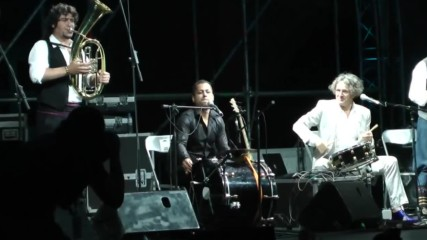 Goran Bregovic - Cajesukarije cocek - (LIVE) - (Τεχνόπολις ΑΘΗΝΑ 30-6-2012)