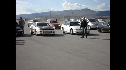 Sliven Drag Racing 15.03.08