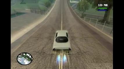Gta San Andreas - Kaskadi