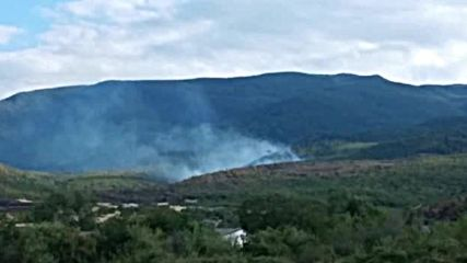 """Моята новина"": Пожар до село Црънча"