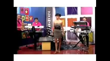 Live - Pandora - un pa ty jetoj kot