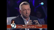 X Factor Жана Бергендорф Live концерт - 05.12.2013 г