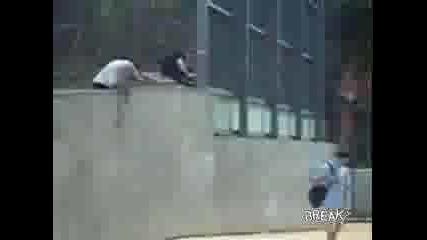 Падане От Стена