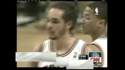 """НБА: Нова победа на """"Чикаго"""" – 85:77 над """"Ню Орлиънс"""""""