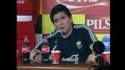 Удовлетворение на футбола в Аржентина и Хондурас