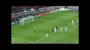 18.10.2011 Оцелул Галац-манчестър Юнайтед 0-2 Шампионска лига група C