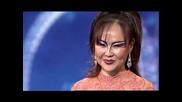 Britains Got Talent 2008 - Жената Каучук
