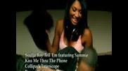 Soulja Boy Tell Em - Kiss Me Thru The Phone Feat[1]. Sammie - Music.parrygill.com.mp4