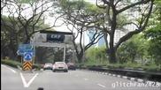 Над 40 Nissan Gt-r разтърсват улиците на Сингапур.