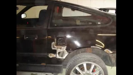 Project Honda Crx Tuning