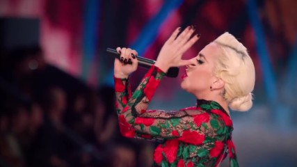 Lady Gaga - Million Reasons Live From The Victorias Secret Fashion Show 2016 In Paris