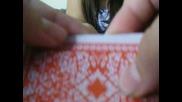Маги е Чиракът на Магьосника Фокус с карти