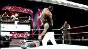 30-second Fury - Bray Wyatt