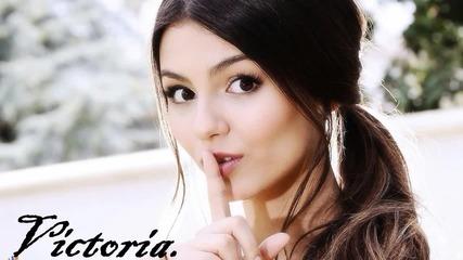 Victoria Justice.