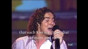 David Bisbal & Elena Gadel Mienteme Translation In English