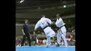 World weght category championship Japan 2005 Emil Kostov 1st fight