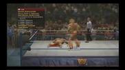 W W E 2k14: Hulk Hogan Vs. Ultimate Warrior - 30 Years of Wrestlemania - Full Match Gameplay