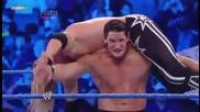 Edge vs Justin Gabriel - Wwe Smackdown 21.01.2011