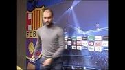 """Преди осминафинала -  реванш в Шампионската лига """"Барселона"""" - """"Арсенал"""""""
