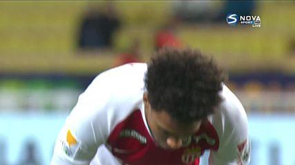 22 дузпи пратиха Монако на 1/2-финал за Купата на лигата