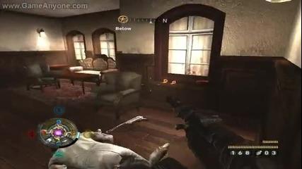 Wolfenstein (2009) - Part 14 _officer's House