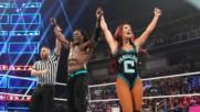 Mixed Match Challenge Season 2 winners R-Truth & Carmella are headed where?: WWE TLC 2018