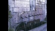Водопад в местност