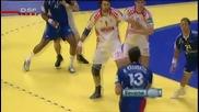 Nikola Karabatic - Best Goals at Handball Euro 2010 for France