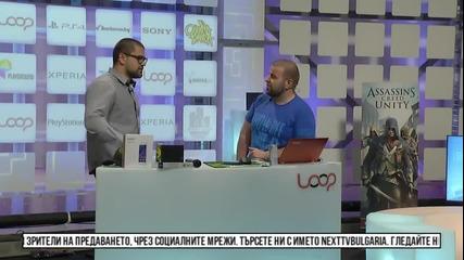 NEXTTV 011: Гост: Петър Лозанов