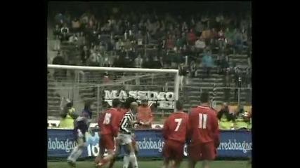 1995 Серия А: Ювентус - Падова 0:1