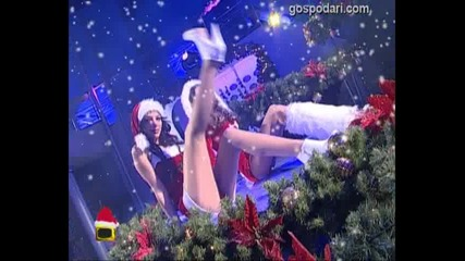 Алекс, Ваня, Вики, Ками и Пепи - Let It Snow! Let It Snow! Let It Snow!