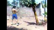 Muay Thai Тренировка