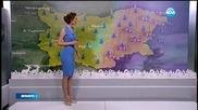 Прогноза за времето (30.12.2015 - централна)