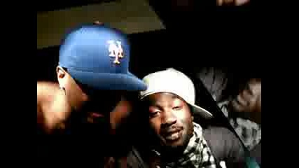 Nutty Blocc Crips - Fitted Cap (remix)