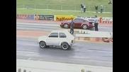 Fiat 126p Vs Porsche