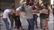 Syria: Militants in Aleppo surrender after humanitarian corridors open