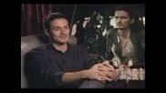 Orlando Bloom За Johnny Depp
