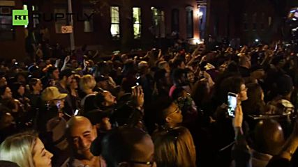 Spike Lee Throws Block Party to Celebrate Prince